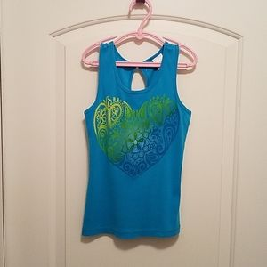 *5For $20* Xhilaration Turquoise Tank Top